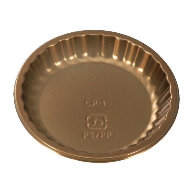 ブラウンケーキプレート