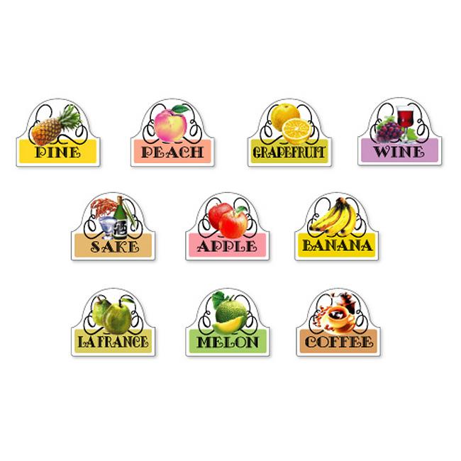 SGFシール 【全10種】