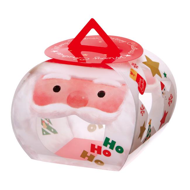 クリスマスクレスト(サンタ)